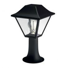 Alpenglow lampa stołowa zewnętrzna 1x60W E27 230V czarna