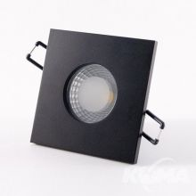 Su Classic oprawa wpuszczana łazienkowa 1x50W GU5.3 12V czarna