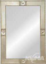 Belinda lustro 50x150 silver z rama 69.6X169.6