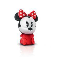 Disney minnie mouse lampka nocna 0.1w led czerwony