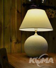 Leda II lampa stołowa 1x60W E27 230V