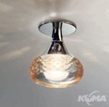 Fairy oprawa stropowa 1x6.6W led h10cm warm amber