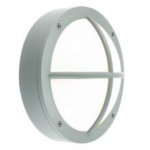 Rondane kinkiet/plafon zewnętrzny 1x10W E27 230V aluminium