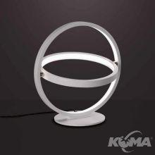 Orbital lampa stołowa 12W LED 3000K 230V biała
