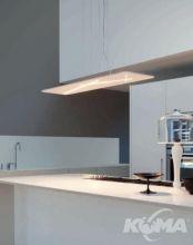 Next oprawa wiszaca LED 39W biala