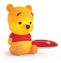 DISNEY Winnie the Pooh lampka biurkowa 1x0.18W 230V
