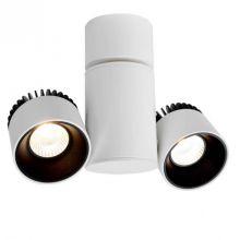 Astral oprawa natynkowa LED 2x7W 230V biała