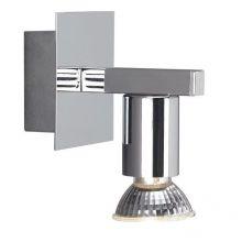 Aqua Horizon kinkiet łazienkowy 1x50W GU10 230V chrom