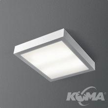 Blos Mini plafon 35 cm. łazienkowy biały (mat) 2x18W 2G11 230V