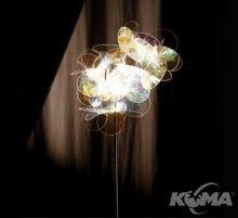 Mille bolle lampa podlogowa 1x75W G9