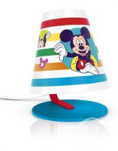 DISNEY Mickey Mouse lampka nocna LED 1x3W 230V