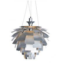 Flower lampa wisząca aluminium 1x100W E27 230V