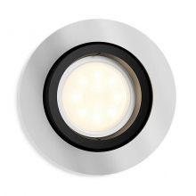 Milliskin Hue oprawa wpuszczana 1x6,5W GU10 230V aluminium + żarówka LED